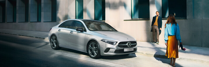 Mercedes-Benz: The all new A-Class Sedan